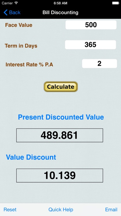 Financial Calculator: PV, FV, Mortgage, Investment & Discounts screenshot-4
