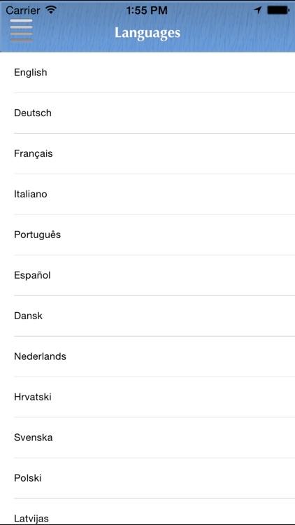 Earthquake Tracking screenshot-4