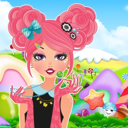 Amy In Candyland