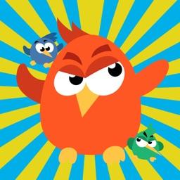 Super Birds Adventures - Birdy Crossing Block