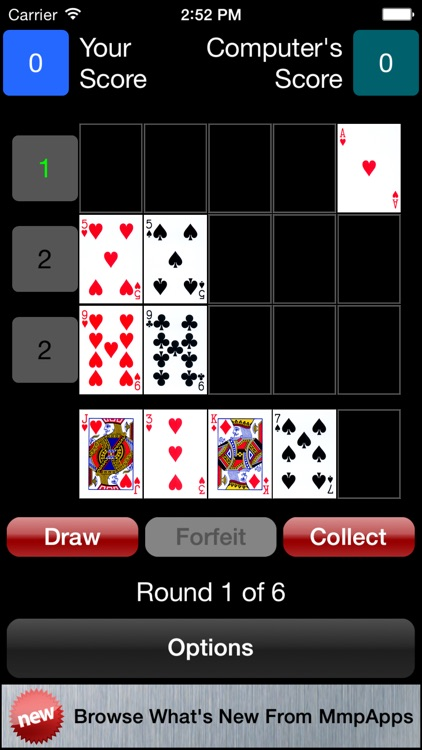 Best of Poker Solitaire screenshot-3
