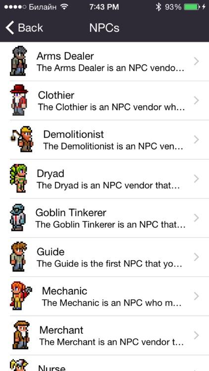 Guide Pro for Terraria screenshot-3