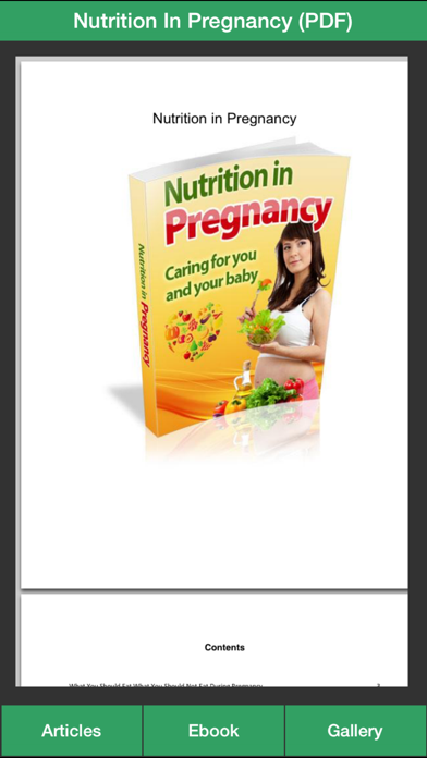 Pregnancy Foods Guide - The Guide To Eating Nutrition Food For Best Pregnancy!のおすすめ画像3