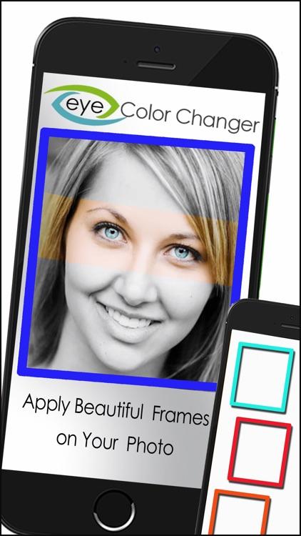 Eye Color Changer - Makeup Tool, Change Eye Color