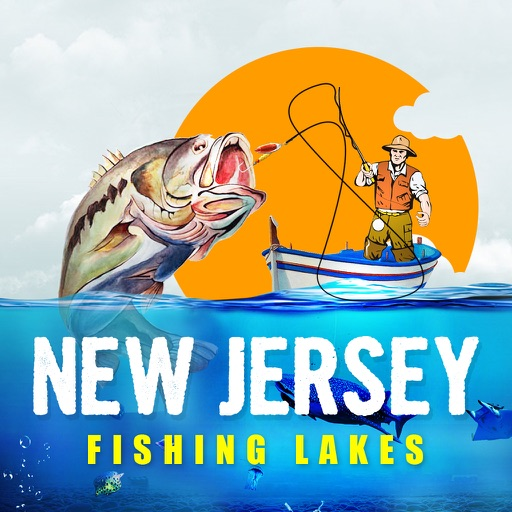 New Jersey Fishing Lakes