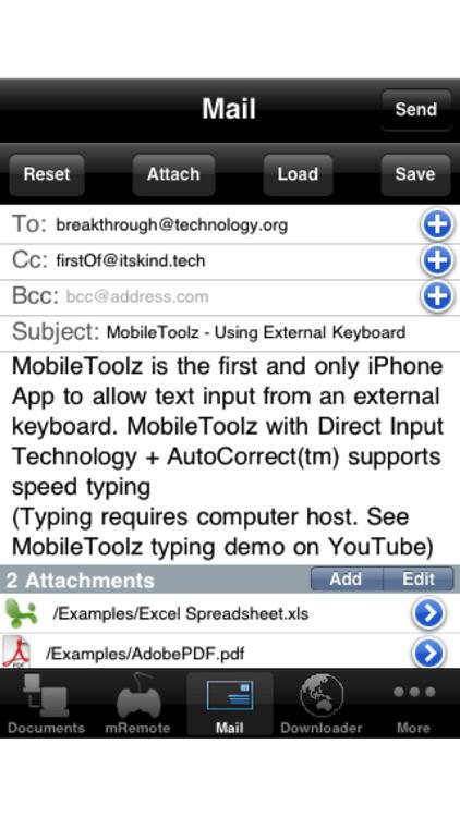 MobileToolz™ (Print, Fax, Scan, Present, +More) screenshot-4