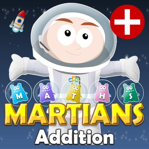 Maths Martians HD: Addition