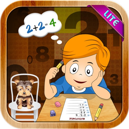 Fun and Learn : Math Power Lite - Solving Maths Puzzles App Specially for Kids