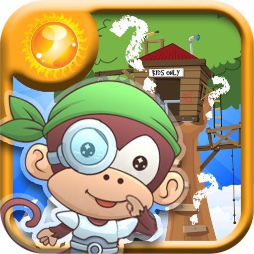 Fido's Treehouse Scavenger Hunt