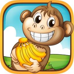 Monkey Thrill - Fun Kids Tap Game!