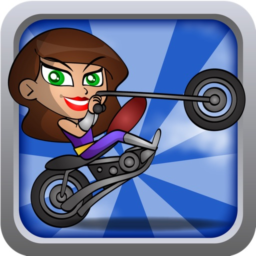 Motorcycle Bike Race Super Girls