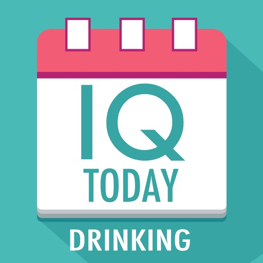 IQ Today - Drinking icon