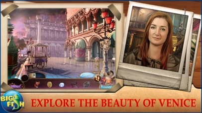 Off the Record: The Italian Affair - A Hidden Object Detective Game screenshot three