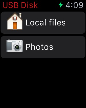 USB Disk Pro for iPhone Screenshot