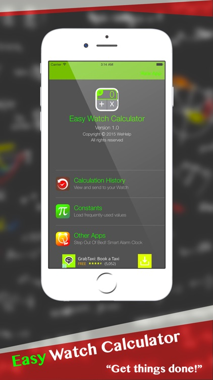 Easy Watch Calculator - Pro Plus