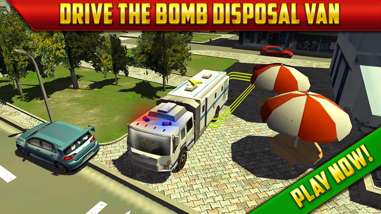 Police Car Parking Simulator Game - Real Life Emergency Driving Test Sim Racing Games screenshot-4