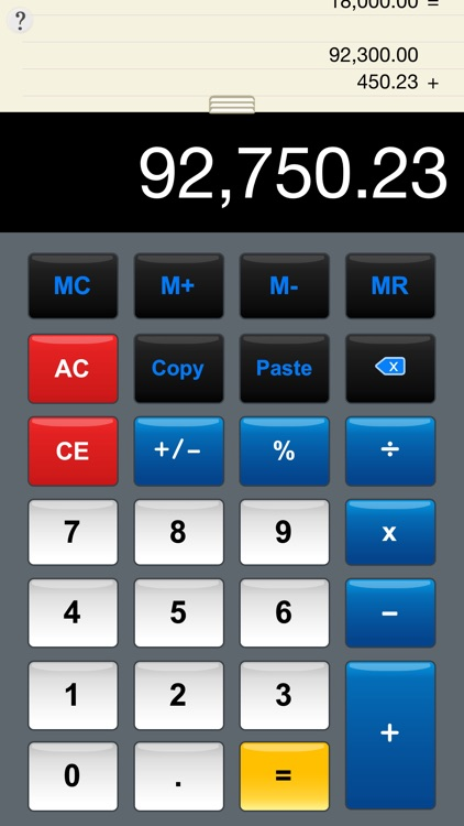 Acc Calculator screenshot-1