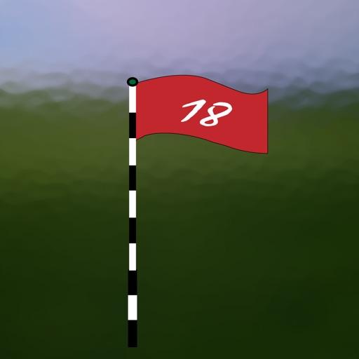 HoleInSome Golf Scorecard