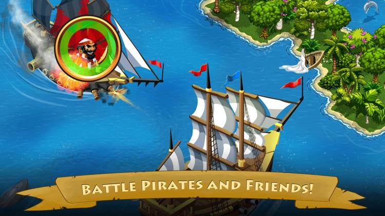Tap Paradise Cove: Explore Pirate Bays and Treasure Islands screenshot-3