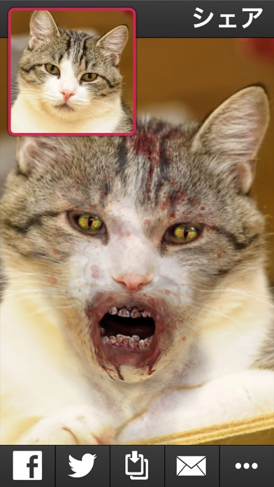 ゾンビブース 2  - Zombie Selfie紹介画像2