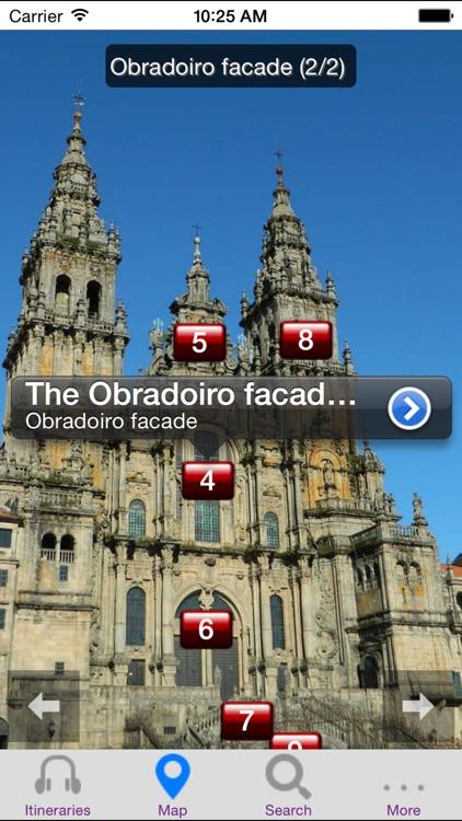 Cathedral of Santiago de Compostela screenshot-4