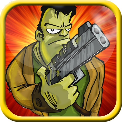 Attack of Walking Killer Dead Zombie-s (Temple Plague High-way Road Run) - Free Shooter Game