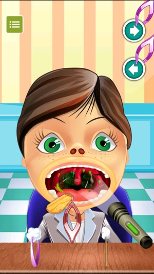 crazy kids throat doctor free kids doctor games on the app store