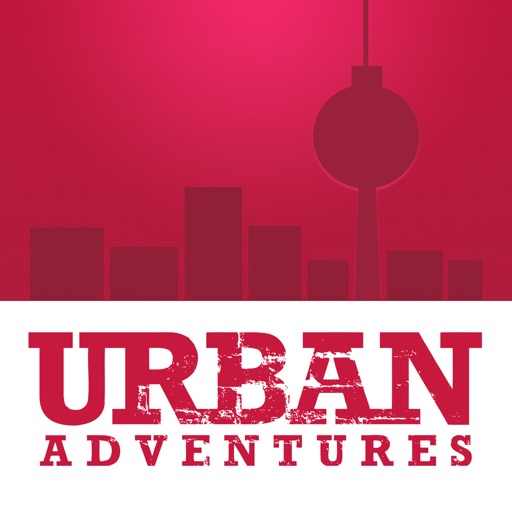 Berlin Urban Adventures - Travel Guide Treasure mApp