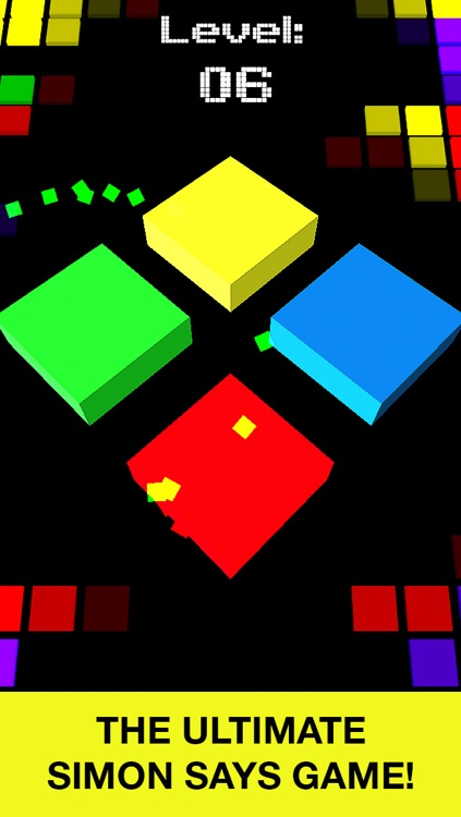 Cubo - Simon Says Memory Game