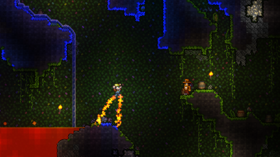 Screenshot for Terraria in Korea App Store