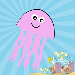 Jelly Up - Flappy Fish Nightmare Crush