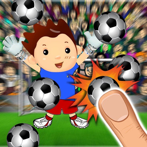 Flick Football Pro : Score Infinite Slide