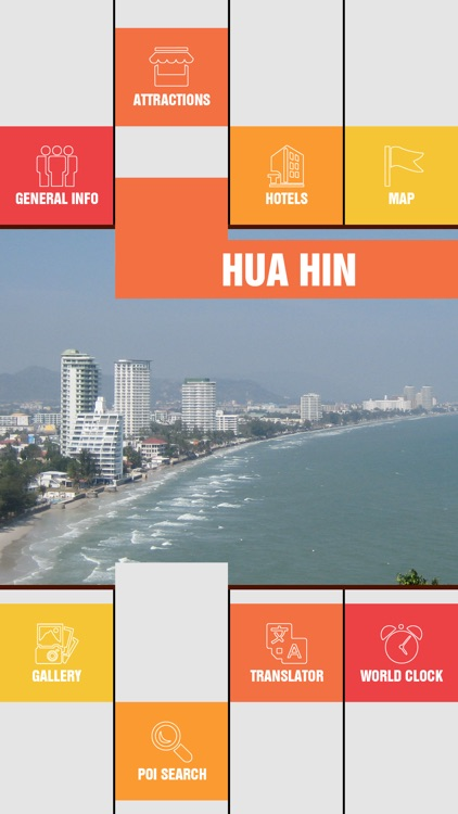 Hua Hin Offline Travel Guide