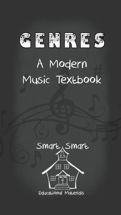 Genres: A Modern Music Textbook screenshot one