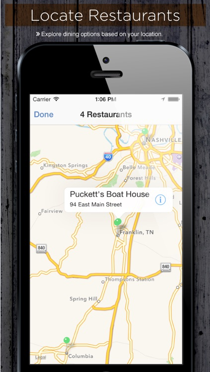 Puckett's Grocery & Restaurant screenshot-3