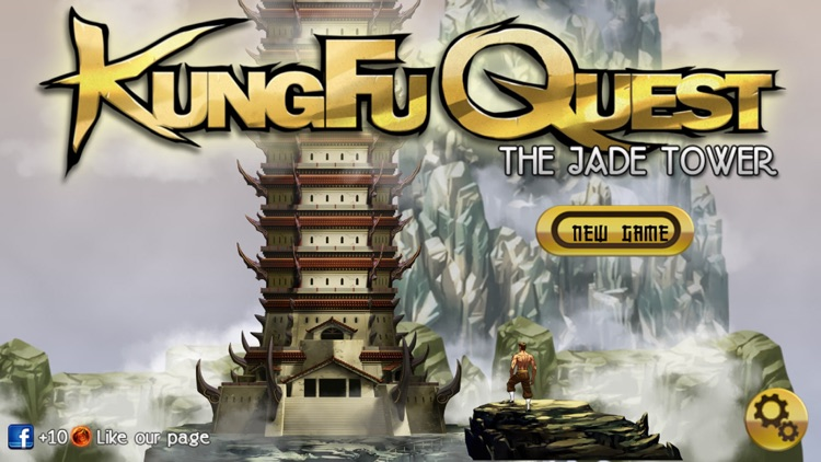 KungFu Quest - The Jade Tower screenshot-0