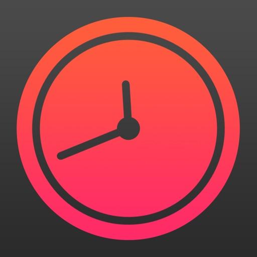 ночью часы - Nite Time - простые часы ночи для вашей тумбочке фонарик - night clock flashlight