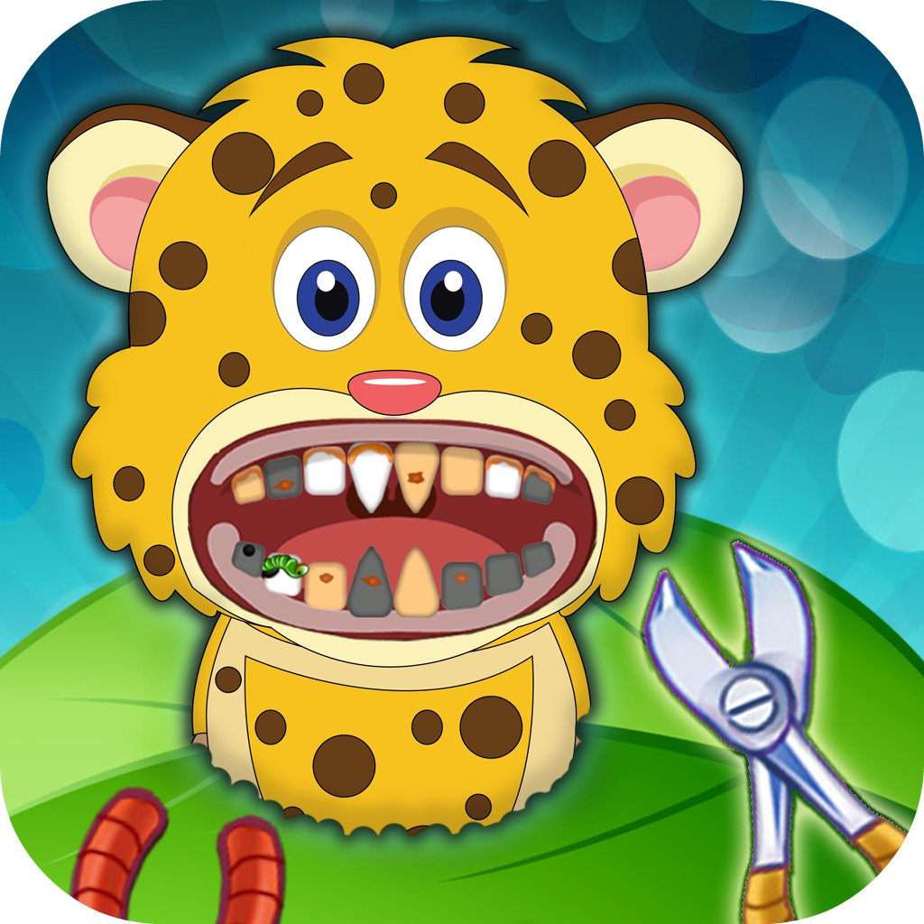 Animal Vet Clinic: Crazy Dentist Office for Moose, Panther - Dental Surgery Games hack