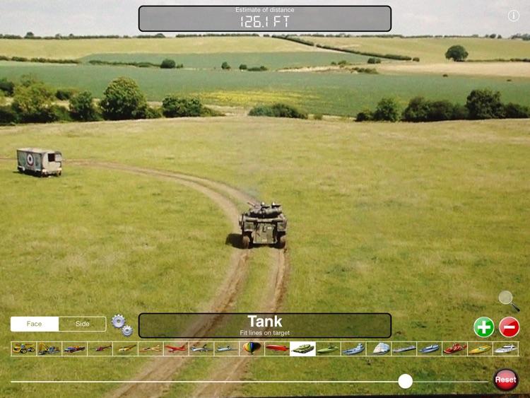 Range Finder - Military