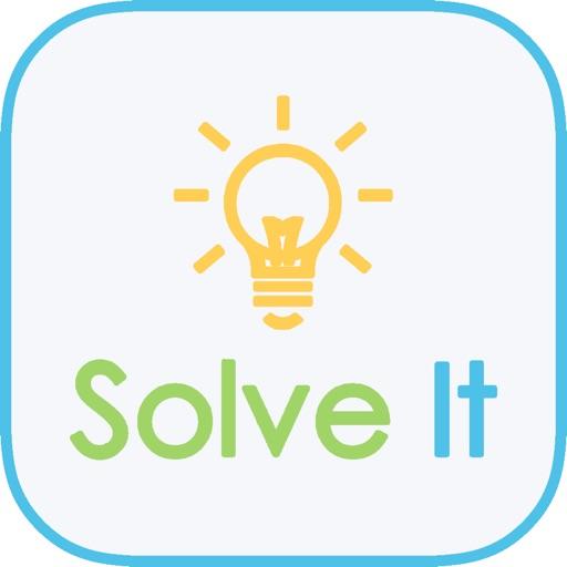 Solve It - Solve Your Problems