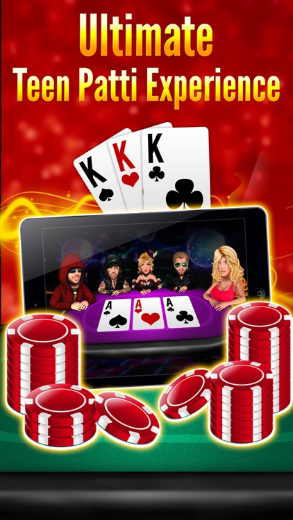 Junglee Teen Patti 3D screenshot-1