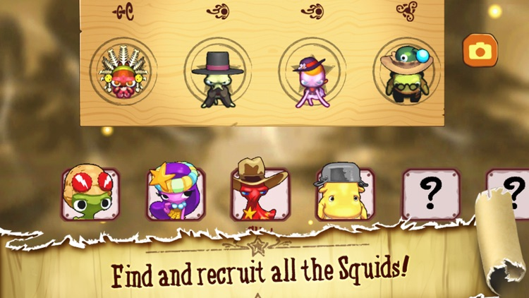 Squids Wild West screenshot-3