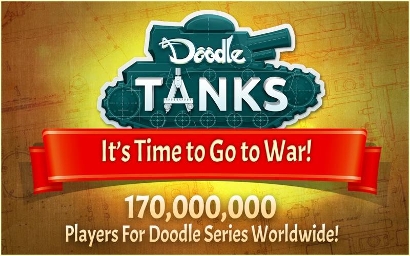Doodle Tanks™ screenshot 1