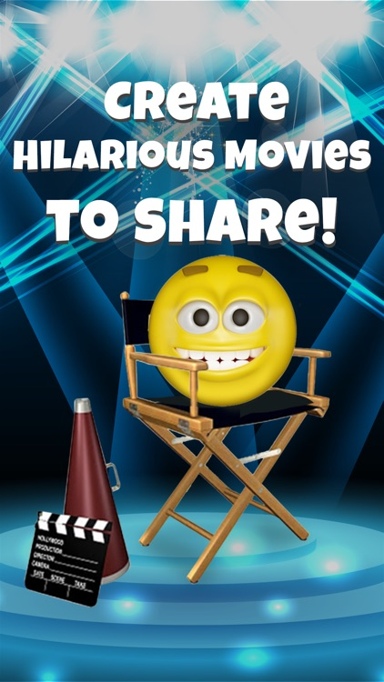 Talking Emoji Voice Modifier - Crazy Helium Booth Voice Changer Free & Funny Movie Maker