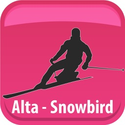 Alta & Snowbird GPS: Ski and Snowboard Trail Maps