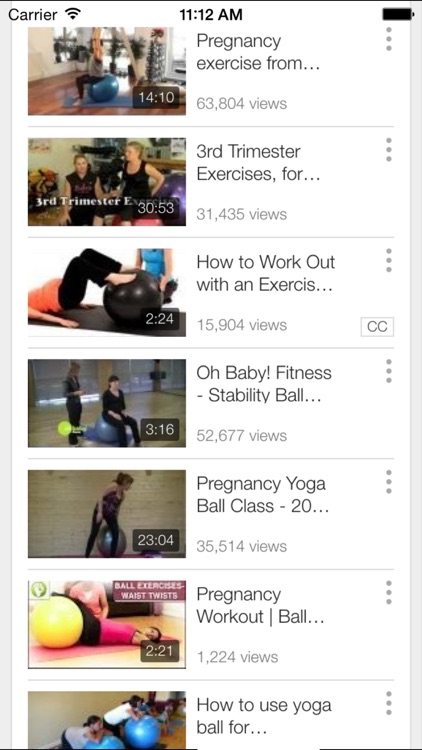 Pregnancy Workouts - Learn Why Exercise During Pregnancy is Good for You screenshot-2