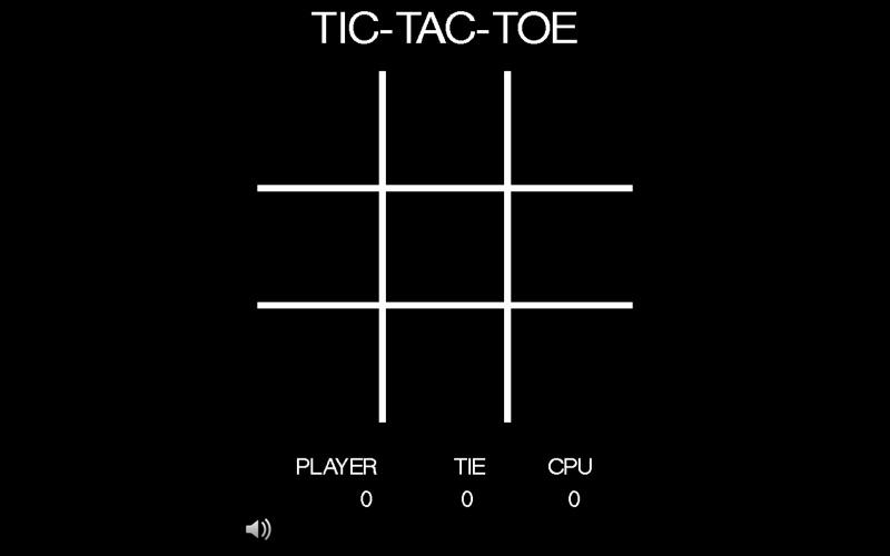 Tic-Tac-Toe Screenshot