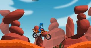 Extreme Motocross Bike Race screenshot one