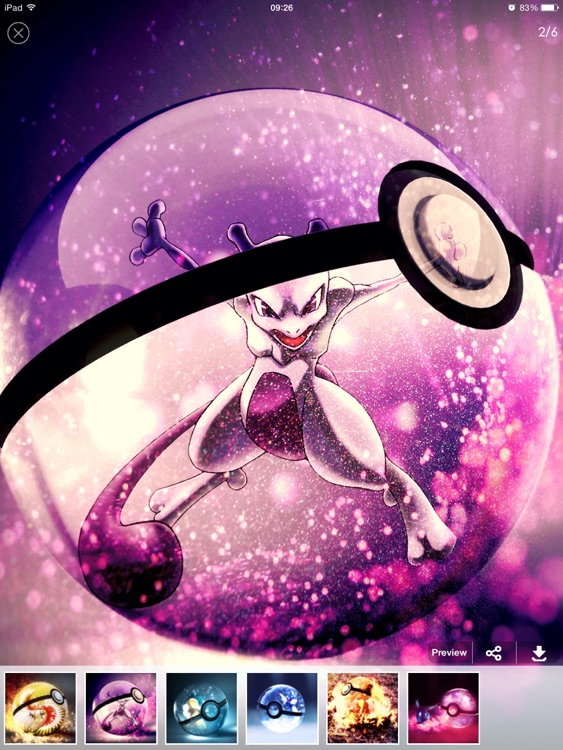 Cool Wallpapers - Pokemon version