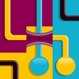 Blending Lines Puzzle